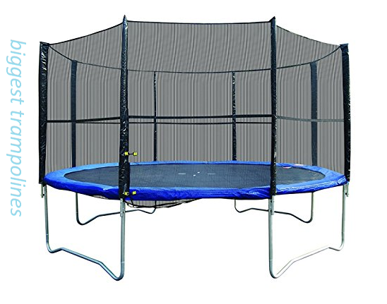 Best Large & Biggest Trampolines of 2020