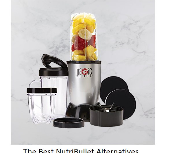 🥇The Best NutriBullet Alternatives Of 2020