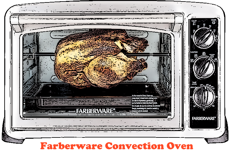Farberware Convection CounterTop Oven | Stainless Steel  in 2020