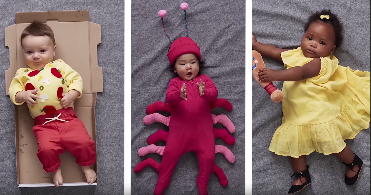 38 Baby Halloween Costumes That Are Almost Too Adorable in 2020