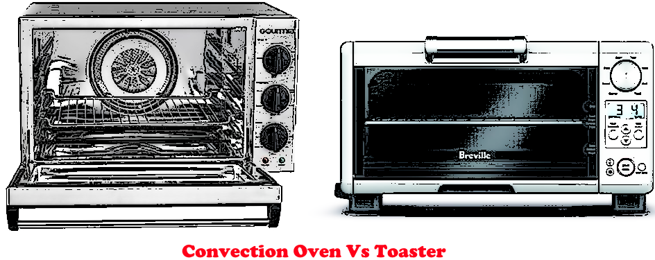 Convection Oven Vs Toaster