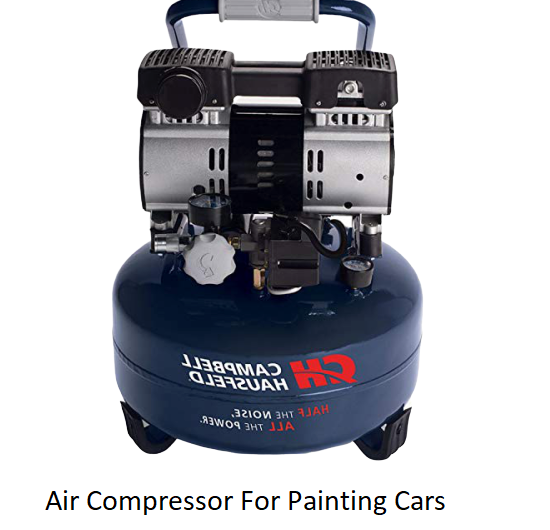 The Best Air Compressor For Painting Cars Of 2020