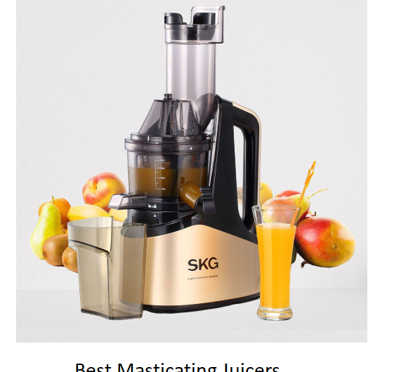 🥇Best Masticating Juicers Of 2020 Reviews